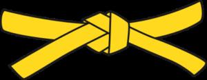 Judo - Cinto Amarelo