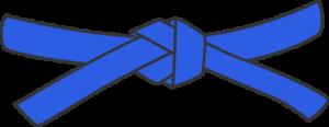 Judo - Cinto Azul