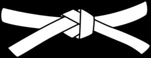 Judo - Cinto Branco