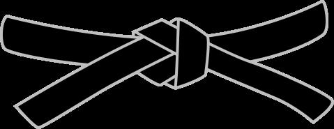 Judo - Cinto Preto