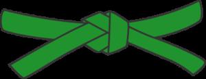 Judo - Cinto Verde