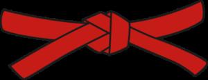 Judo - Cinto Vermelho
