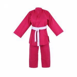 kimono-judo-rosa